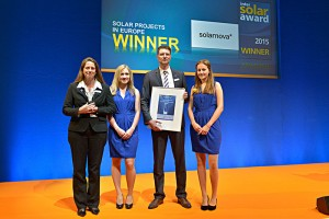 Intersolar AWARD 2015